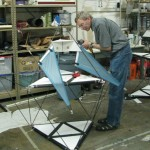 Mounting fins