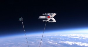 Lego Star Wars in Space